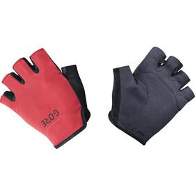 GORE WEAR C3 Halve Vinger Handschoenen, black/hibiscus pink